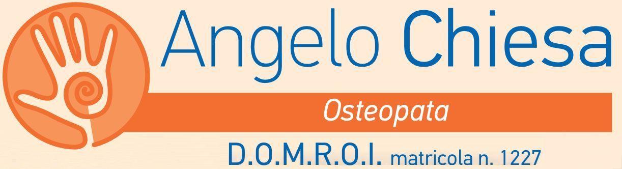 Angelo Chiesa Osteopata